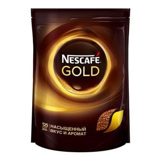Кофе NESCAFE GOLD 250гр